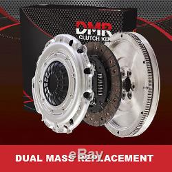 VW Golf IV 1.9 TDI DMR Clutch Kit incl Solid Flywheel (DMF conv to SMF)