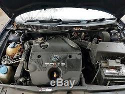 VW Golf MK4 1.9 GT TDI 110bhp r32 3dr