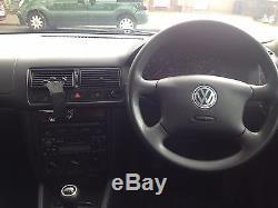 VW Golf MK4 1.9 TDI 2001 51 plate