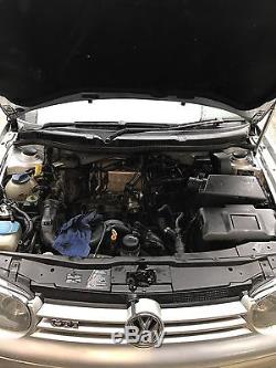 VW Golf MK4 1.9 TDI 6 Speed Gearbox ARL ASZ ERF Gearbox Anniversary 25th