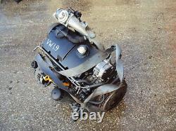 VW Golf MK4 2001-2005 1.9 TDI Complete Diesel Engine with Fuel Pump & Injectors