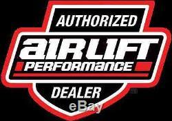 VW Golf MK4 GTI TDI Air Lift Front Performance Kit 5.8 Drop + Better Perform