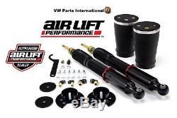 VW Golf MK4 GTI TDI Air Lift Rear Performance Kit + 4.9 Drop Struts Bags Sla