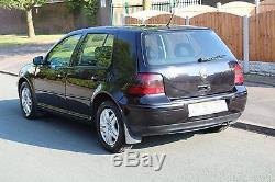 VW Golf MK4 GT TDI 130 great fuel economy
