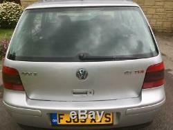 VW Golf MK4 Gt Tdi 130 PD 12 Month MOT 102K FSH NEW Timing Belt Water Pump