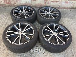 VW Golf MK4 R32 18 Alloy Wheel Tyre ZCW Seat Leon MK1 Audi A3 8L TT GTI TDI FR