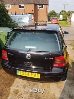 VW Golf MK 4 2001 1.9 GT TDI