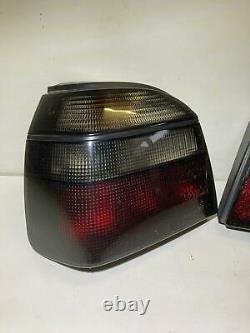 VW Golf Mk3 Cabrio Mk4 GT GTI 16v TDI Vr6 Syncro HELLA Magic Black Tail Rear Lam