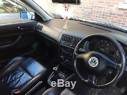 VW Golf Mk4 1.9 GT TDI 5 Door Silver Leather