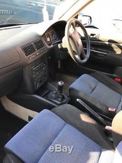 VW Golf Mk4 1.9 tdi