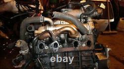VW Golf Mk4 2004 1.9TDi PD150 Diesel Engine ARL Caddy conversion with Injectors