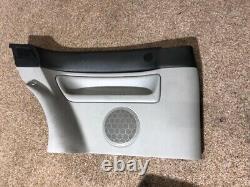 VW Golf Mk4 3 Door Grey R32 GTI TDI Leather Door Cards Genuine Gti 1999-2004