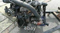 VW Golf Mk4 BORA 1.9 TDI 130bhp ASZ engine 145k COMPLETE CONVERSION SEAT SKODA