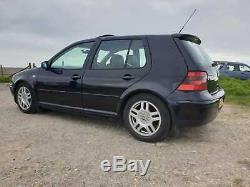 VW Golf Mk4 GT TDI 150 2002 Fully Loaded