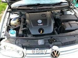 VW Golf Mk 4 1.9TDi SE 5 DOOR