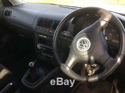 VW Golf TDI mk4