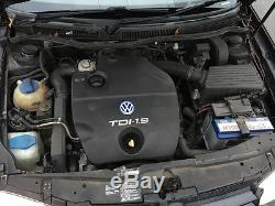 VW Golf mk4 1.9TDI 17 dunlop & leather RECARO seats Quick Sale