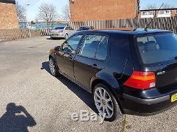 VW Golf mk4 1.9 Se Tdi (Gt Tdi interior and alloys)