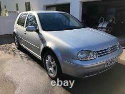 VW Golf mk4 1.9 TDi 2000