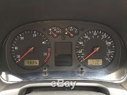 VW Golf mk4 2000 1.9 GT TDI 115bhp 5dr