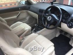 VW Golf mk4 GT TDI 150 6 speed leather heated seats 2003
