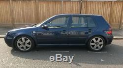 VW Golf mk4 GT TDI 2003/53 5 door / 6 speed manual (PD130 Now 175bhp)