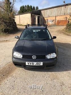 VW Golf tdi 1.9 mk4