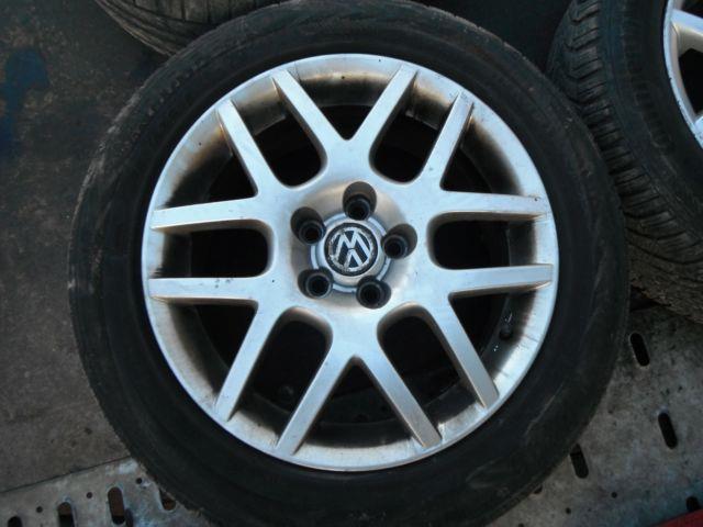 Vw Mk4 Golf Gti 16 Montreal Alloy Wheels+good Tyres Bora Leon Vr6 Beetle A3 Tdi