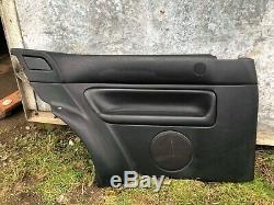 VW MK4 Golf 3dr Black Leather Interior GTi R32 V6 V5 TDi