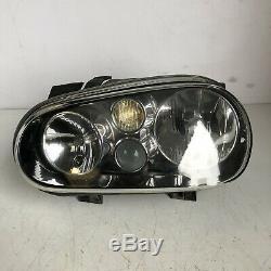 VW MK4 Golf Anniversary Smoked Headlights GTi V6 TDi