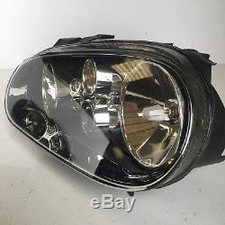 VW MK4 Golf Anniversary Smoked Headlights V6 V5 1.8T TDi