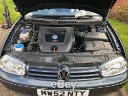 VW MK4 Golf GT 1.9TDI 130BHP
