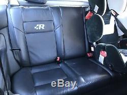 VW MK4 Golf R32 3 Door Black Leather Interior GTi V6 V5 TDi Konig Bora Audi A3