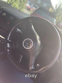 VW Mk4 Golf R32 Steering Wheel Gti Tdi Gli Bora Leon Cupra R Octavia Vrs