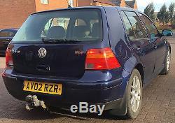VW Mk 4 Golf TDi 130bhp