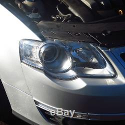 Vw Passat B6 1.9 Tdi 2006 Bxe / Jcx / La7w Silver Complete Front End