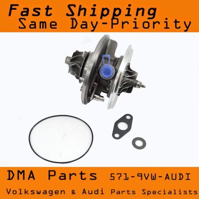 Vw Tdi Turbocharger Turbo Cartridge Alh Mk4 98 99 00 01 02 03 Beetle Golf Jetta