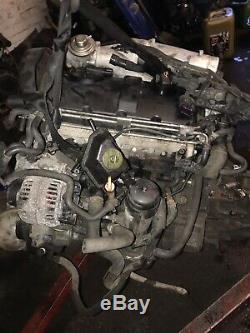 VW Volkswagen Golf MK4 GT TDI PD 130 ASZ Engine Bare Engine