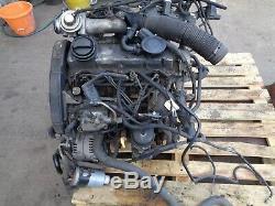 VW Volkswagen Golf MK4 volkswagen Tranporter T4 1.9 TDi engine conversion AHL