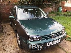 VW golf mk4 1.9 GT TDI