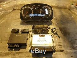 VW mk4 Golf/ Bora PD150 ARL TDI sport clocks, R-Tech remapped ECU, lock set & CCM