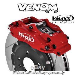 V-Maxx 330mm 4 Pot Big Brake Kit VW Golf Mk4 1.9TDi 2wd (1J) (98-05)