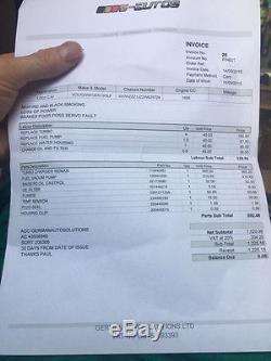 V W Golf MK4 TDI 150. Spares or repairs