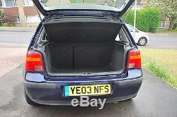 V W Golf Mk4 Tdi
