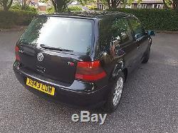 Volkswagen Golf 1.9TDI 130bhp 1.9 GT TDI MK4 130 BHP+FSH 2 PREVIOUS OWNERS