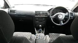 Volkswagen Golf 1.9 TDI (130bhp) mk4 2003