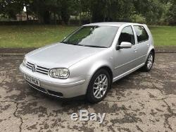 Volkswagen Golf GT Tdi Mk4 (2002)