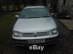 Volkswagen Golf MK4 1.9 TDI 51