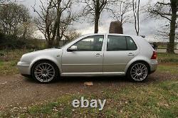 Volkswagen Golf MK4 2002 1.9TDI GTTDI Modified Car