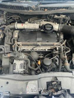 Volkswagen Golf MK4 + Bora 1997-2004 1.9 TDi Engine ASZ